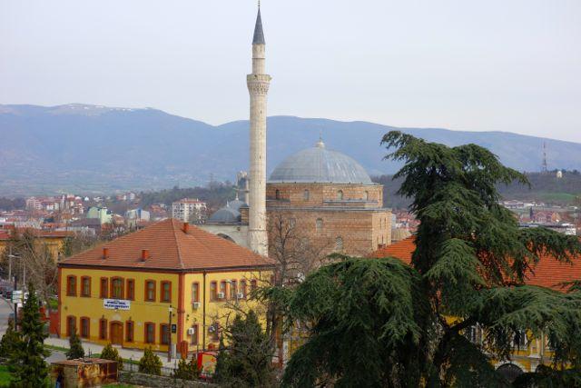 the 1492 Mustafa Pasa Mosque