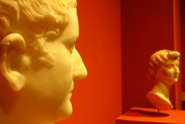 Selcuk Museum has art covering 4,000 years from the area