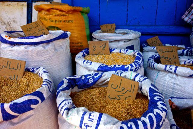 Grains for sale