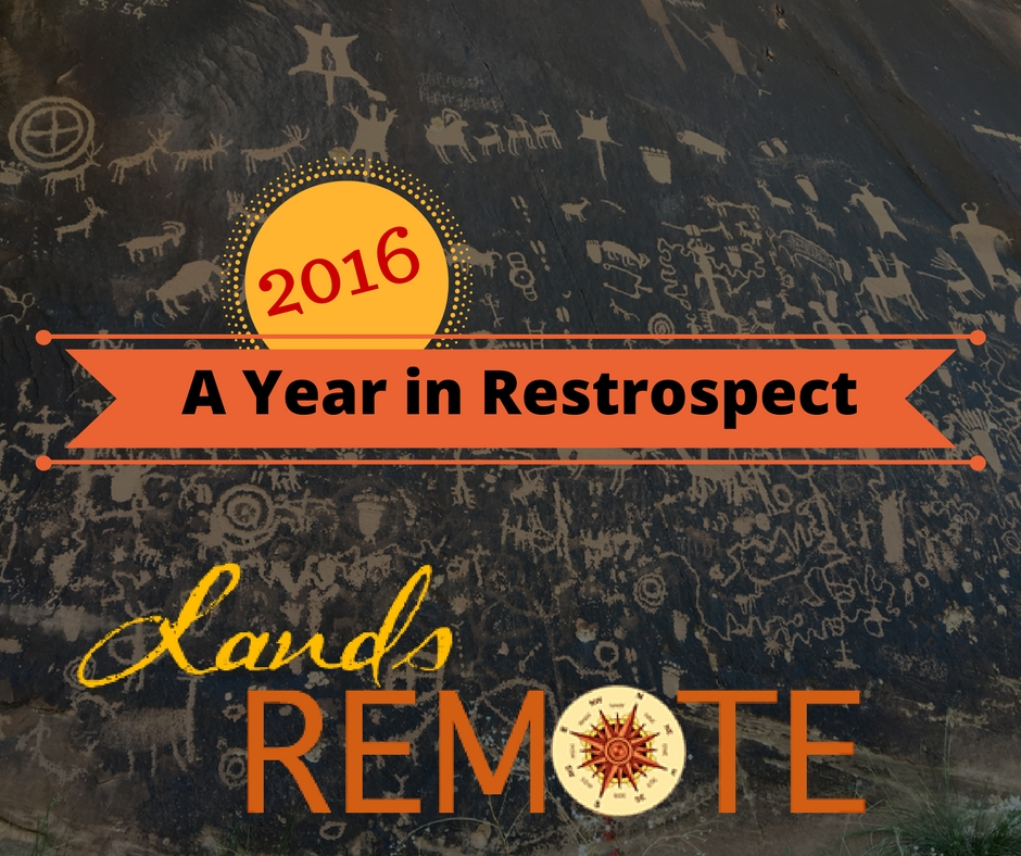 2016 A Year in Retrospect