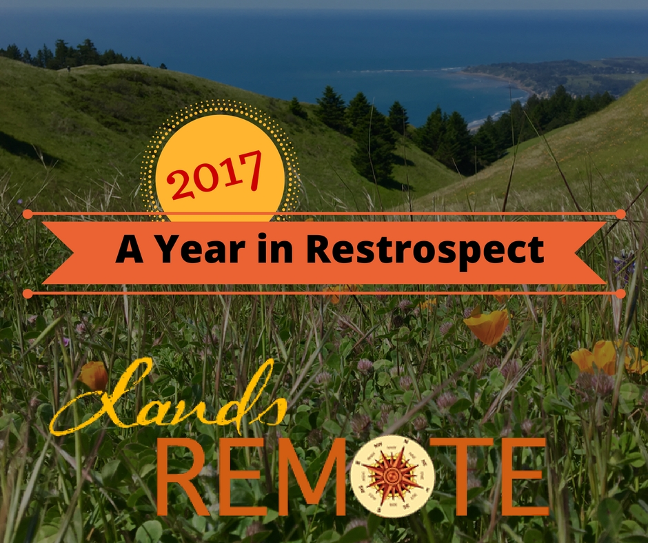 2017 Year in Retrospect