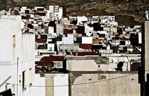 Al Holceima is a modern Moroccan town