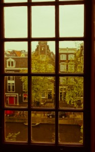 Amsterdam of old or new?