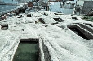 Phoenecian gravesite in Tangier