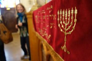 Jewish synagoge in Casablanca
