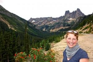 Washington Pass over the Cascades