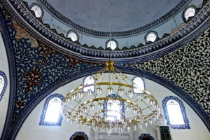 Mustafa Pasha Mosque built in 1492