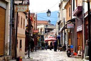 Old Skopje street