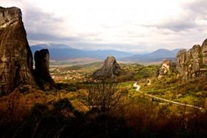 The Kastraki Valley