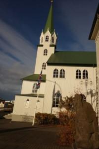 "Free Church ""Fríkirkjan"""