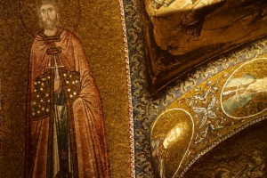 Mosaics abound in the Chora Church