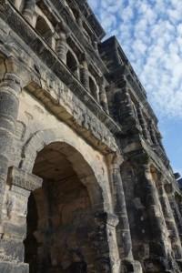 Ponta Nigra Roman gate