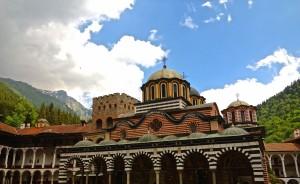 Lovely 11th century church