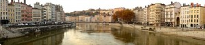 The River Saone