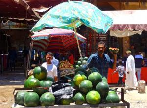 Watermelons for sale!
