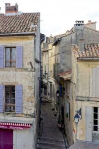 Alleyways Arles-style