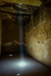 Letting in the light in Karnak
