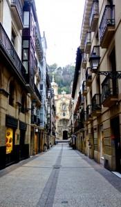Parte Vieje, or Old City