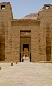 Medinet Habu Temple, West Bank