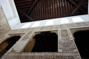 Second oldest synagogue in Iberia