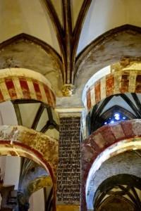 8th Century details in the Mezquita