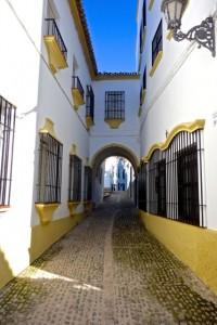 Ancient walkways built for meandering