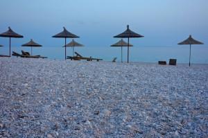 Beach at Himare