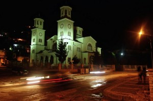 A moment in time in Berat