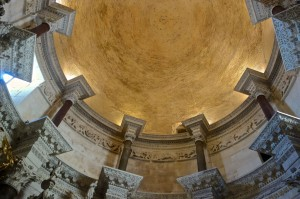 Incredible basilica dome