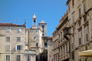 Just a bit of Diocletian's Palace