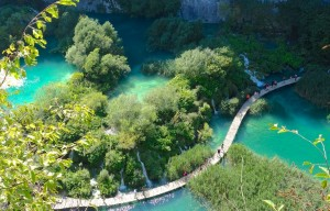 Glorious Plitivice National Park