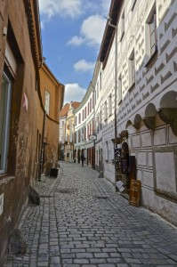 Highly wanderable streets