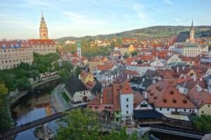 Enchanting medieval town