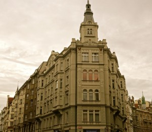 Prague neighborhood