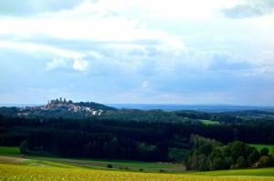 Traveling across Bavaria