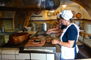 Sausage (wurst) restaurant in business for a thousand years!