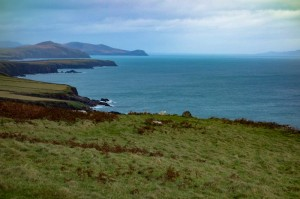 Incredible views from the Dingle Peninsula