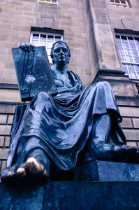 A well-wished right toe of Hume
