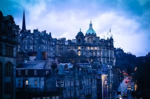 Lovely Edinburgh