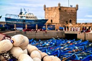 Medieval marina and dockyards