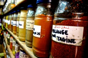 One of our favorite places - a spice market!
