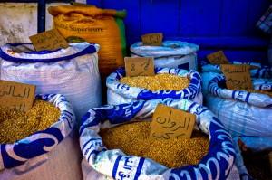 Bag's o' grain for sale!