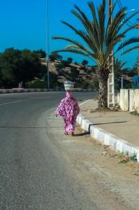 Typical roadside sight