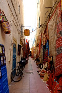 Another charming alley in the medina