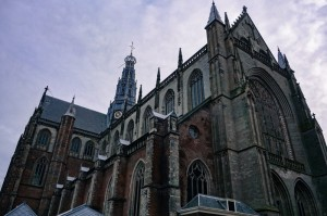 St. Bavos in the Grotemarkt