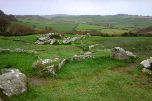 Other ancient ruins at Drombeg