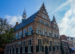 Naarden beauty - likely the town hall