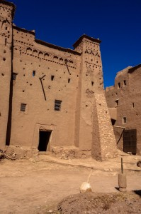 Family home in Ait Ben Haddou