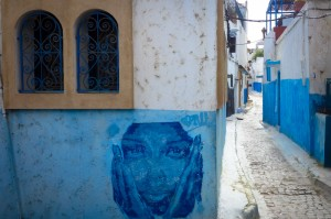 Where new meets old in the Kasbah