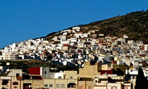 Tetouan is a jewel of a town